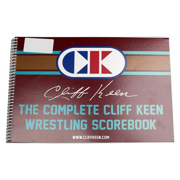 Cliff Keen Wrestling Scorebook