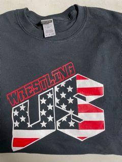US Wrestling Longsleeve T