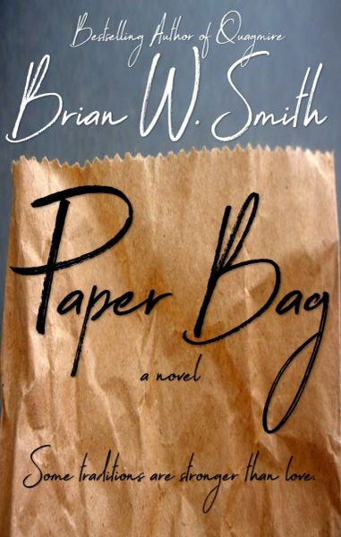 Paper Bag - CURRENTLY SOLD OUT but more copies are on the way. If you purchase you will not get your book until October 10th.