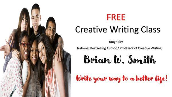 Creative Writing Class for Teens