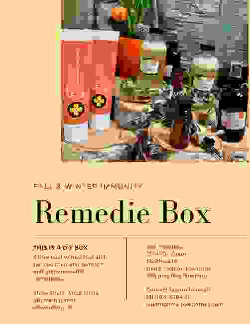 Current Remedie Box