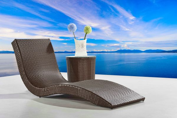 Outdoor Patio Chair & Table (Set)- CDH9569O