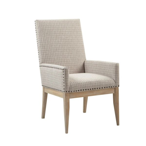 OMP108090300003 High Back Dining Armchair (Set of 2)