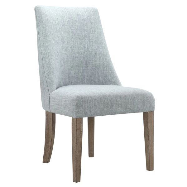 OMP108007900004 Dining Chair Set of 2 light blue