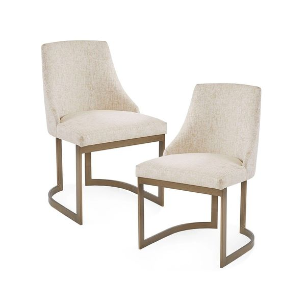 OMP108078800010 Dining Chair (set of 2) cream