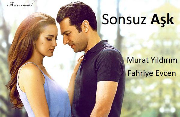 Sonsuz Ask Amor Sin Fin Pelicula Turca 1 Dvd Subtitulos En Espanol