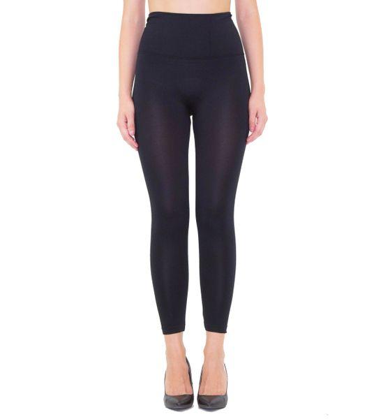 4de742018bbceb High Waist Capri Leggings Wholesale #AL14211-NF-CAP# PACK OF 12 PCS NON  FLEECE
