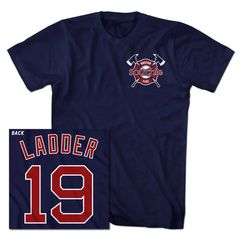 Ladder 19 Baseball T-Shirt