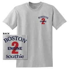 Boston Engine 2 Basic Tee