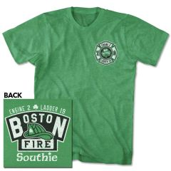 Boston Fire St. Patty's Day Tee