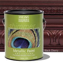 Metallic Paint - Black Cherry Gallon