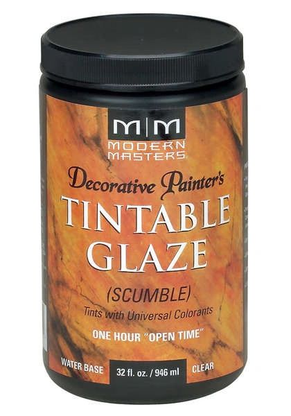 Decorative Painter's Tintable Glaze Scumble - 32 oz