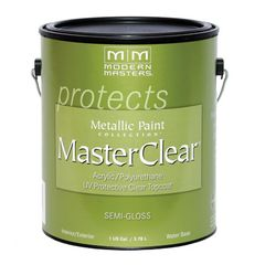 MasterClear Semi-Gloss Gallon