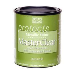 MasterClear Semi-Gloss 32 oz.