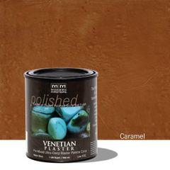 Venetian Plaster Pre-Mixed Master Palette - Caramel 32 oz