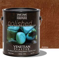 Venetian Plaster Pre-Mixed Master Palette - Adobe Gallon