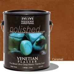 Venetian Plaster Pre-Mixed Master Palette - Caramel Gallon