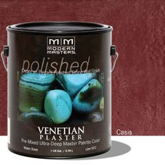 Venetian Plaster Pre-Mixed Master Palette - Casis Gallon