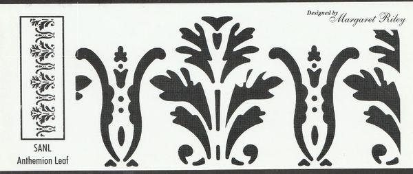 SANL Anthemion Leaf