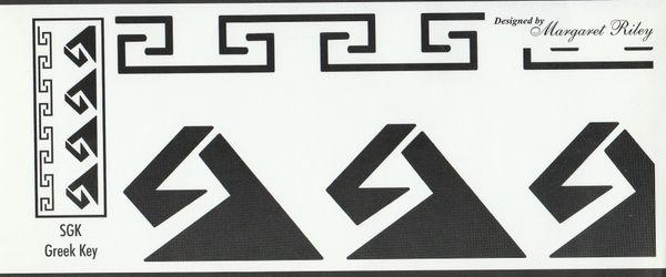 SGK Greek Key