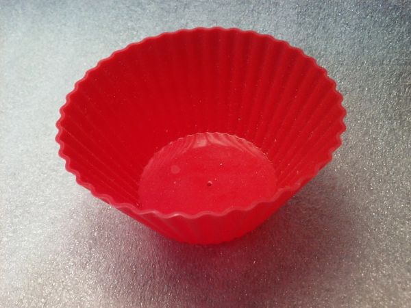 Additional silicone jelly cups. Set of 4 cups