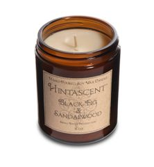 SOY WAX CANDLES BY HINTASCENT 6 OZ