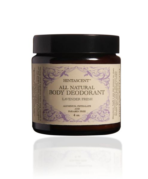ALL NATURAL BODY DEODORANT PASTE BY HINTASCENT - YOUNG LIVING ESSENTIAL OIL