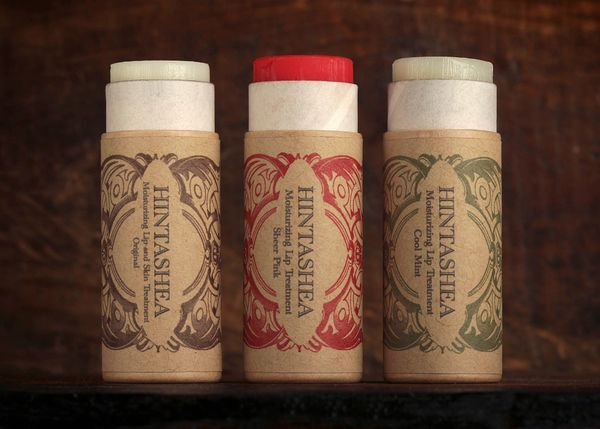 LIP BALM BY HINTASCENT- 1/2 OZ - YOUNG LIVING ESSENTIAL OILS