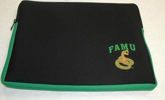 Lap Top Sleeve, FAMU, 15""