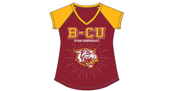 Tee Shirt Bethune Cookman University Female Hbcu Hbcu