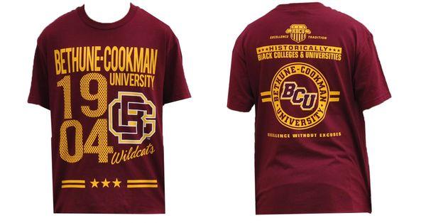 Tee Shirt, Bethune-Cookman