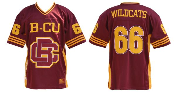 Jersey, Football, Bethune Cookman