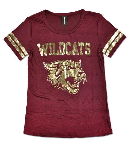 Tee Shirt, Bethune Cookman, Female