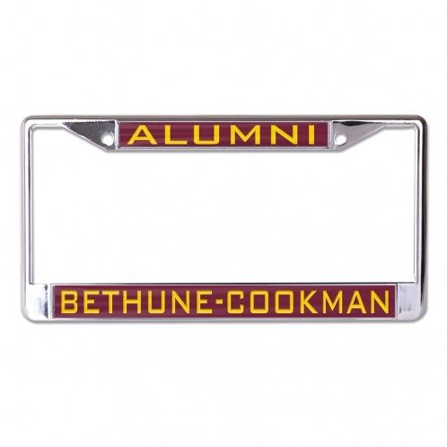 License Plate Frame, BCU Alumni