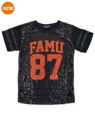 Tee Shirt, FAMU, Sequin