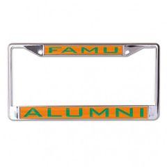 License Plate Frame, FAMU Alumni