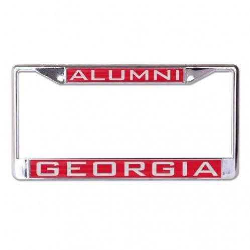 License Plate Frame, Georgia Alumni