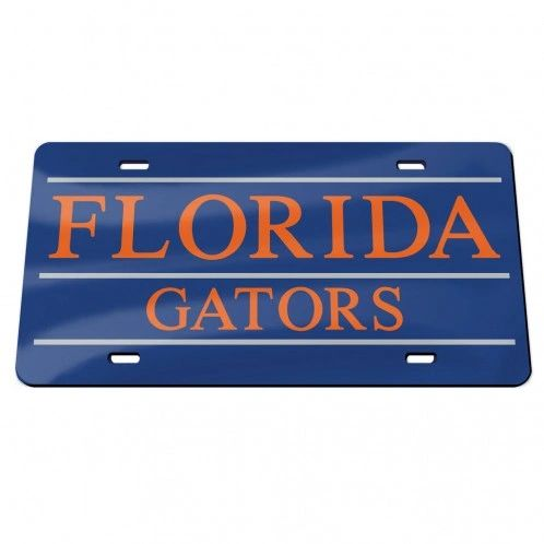 License Plate, Florida Gators