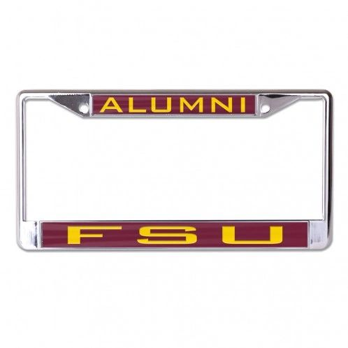License Plate Frame, Florida State Alumni
