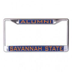 License Plate Frame, Savanah State Alumni