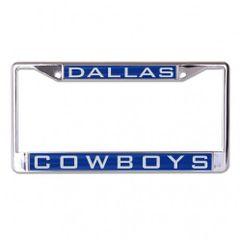 License Plate Frame, Dallas Cowboys