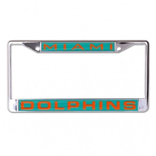 License Plate Frame, Miami Dolphins