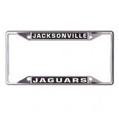 License Plate Frame, Jacksonville Jaguars