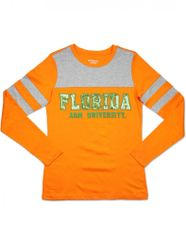 Tee Shirt, FAMU, Female, Long Sleeve