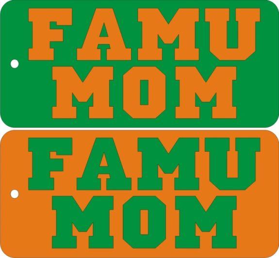 Key Chain Famu Mom Hbcu Hbcu Historically Black