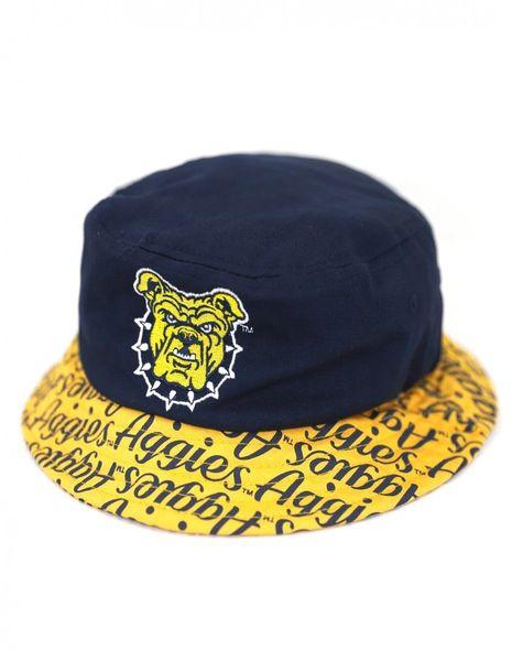 Hat, Bucket, NCAT