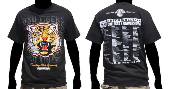 Tee Shirt, Grambling State University