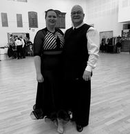 Nigel & Adele 3rd place in A class @ the 1st Equality Dance Open Competition 2019 held in Wimborne.