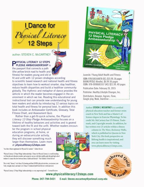 www.peliteracy.com Shop Amazon.com buy Physical Literacy 12 Steps Pledge Ambassadorship