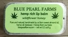 Hemp Rich Lip Balm